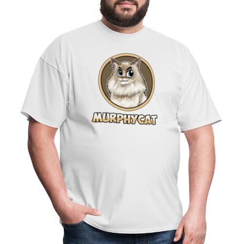 MURPHYCAT LOGO - Men's T-Shirt