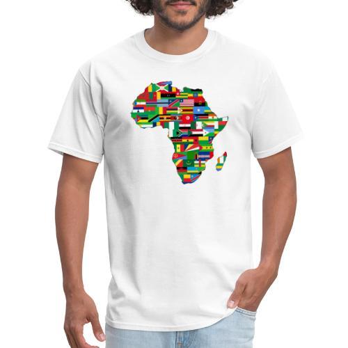 Motherland Africa - Men's T-Shirt