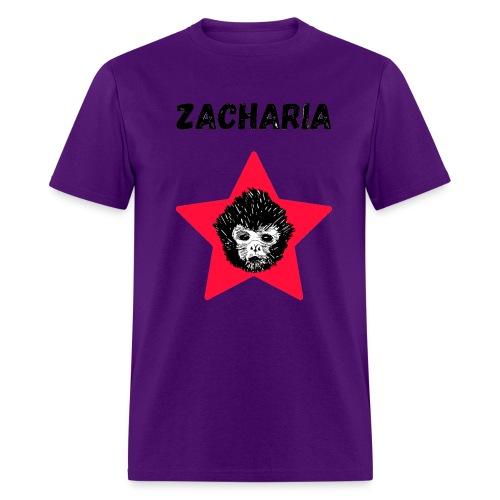 transparaent background Zacharia - Men's T-Shirt