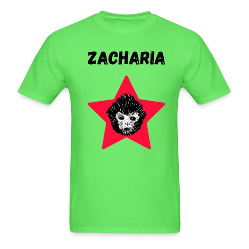 transparaent background Zacharia - Men's T-Shirt