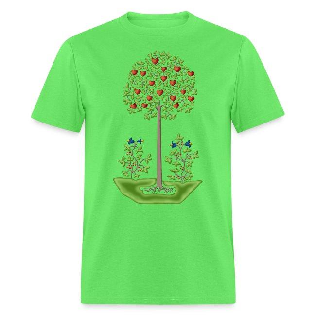 Fraktur Tree of Love