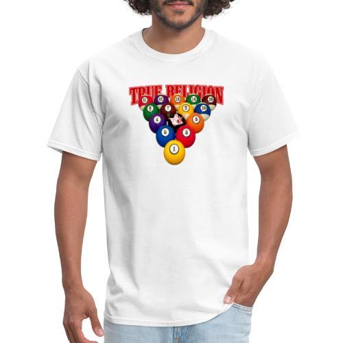 TRUE RELIGION BILLIARD INSPIRED - Men's T-Shirt