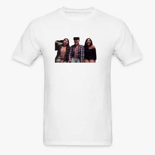 Fido, Cindy, and Tania - Men's T-Shirt