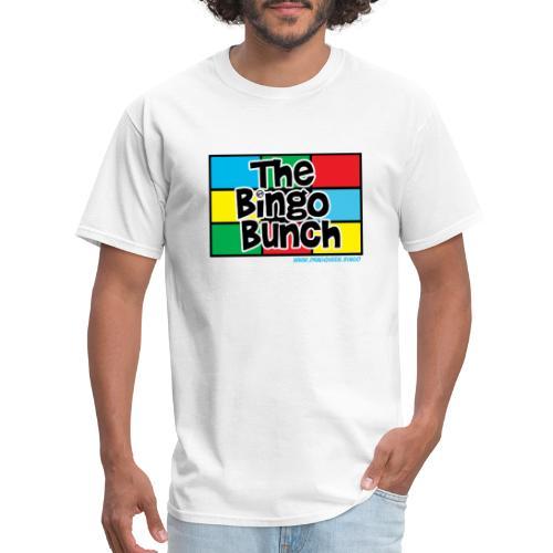BINGO BUNCH MONDRIAN 2 - Men's T-Shirt