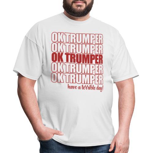 OK trumper - Men's T-Shirt