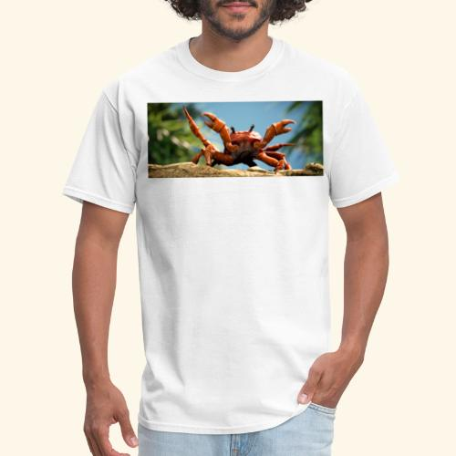 obama is gone crab- Mme Worthy Apparel - Men's T-Shirt