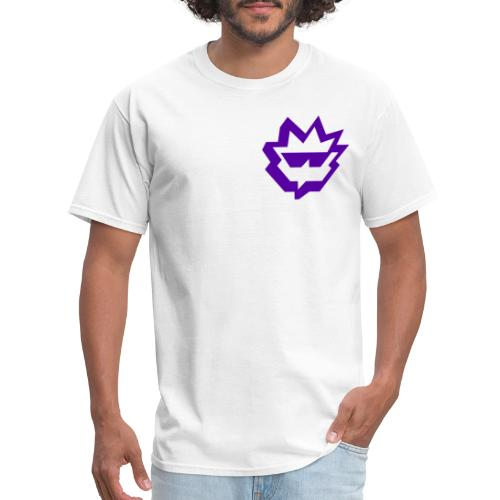 Phlash crest Twitch - Men's T-Shirt