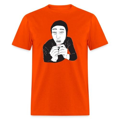 Chin Chin lipdesign 1 beme - Men's T-Shirt