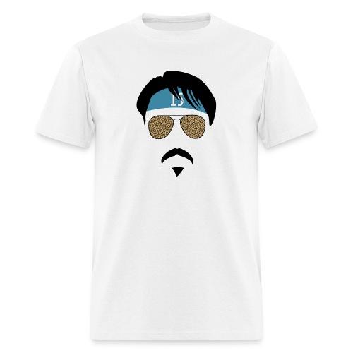 Minshew Jaguar Print - Men's T-Shirt