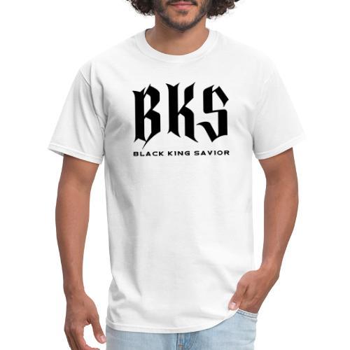 BKS Logo BW - Men's T-Shirt