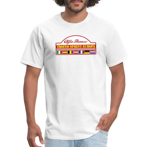 Trofeo Sprint Europa Bright DTG - Men's T-Shirt