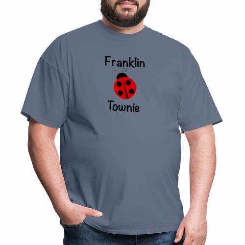 Franklin Townie Ladybug - Men's T-Shirt