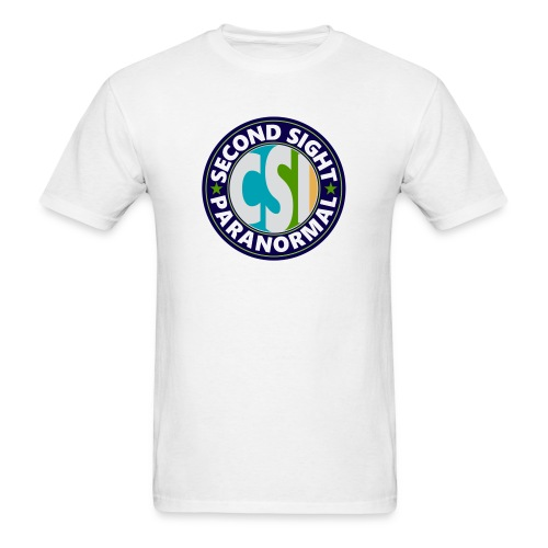 Second Sight Paranormal TV Fan - Men's T-Shirt