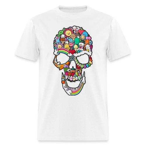 Sweet Skull - Men's T-Shirt