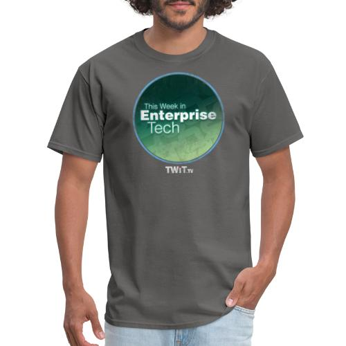 This Week in Enterprise Tech - distressed - Men's T-Shirt
