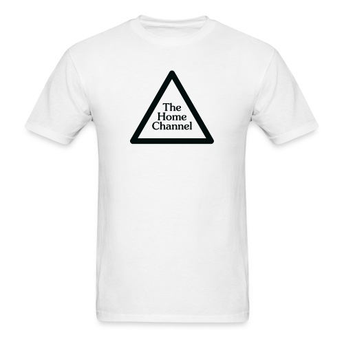 Triangle - Black - Men's T-Shirt