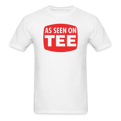 As Seen On Tee - Men's T-Shirt