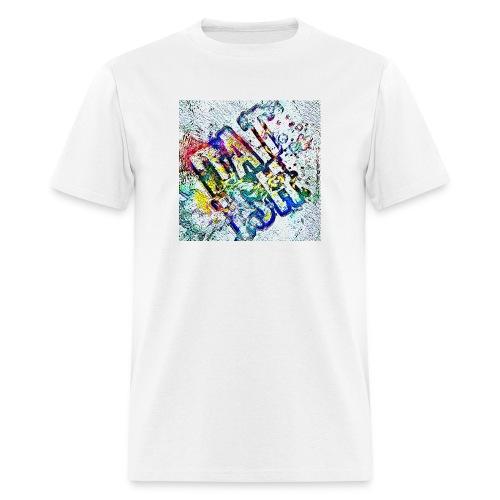 Livin color-ish - Men's T-Shirt