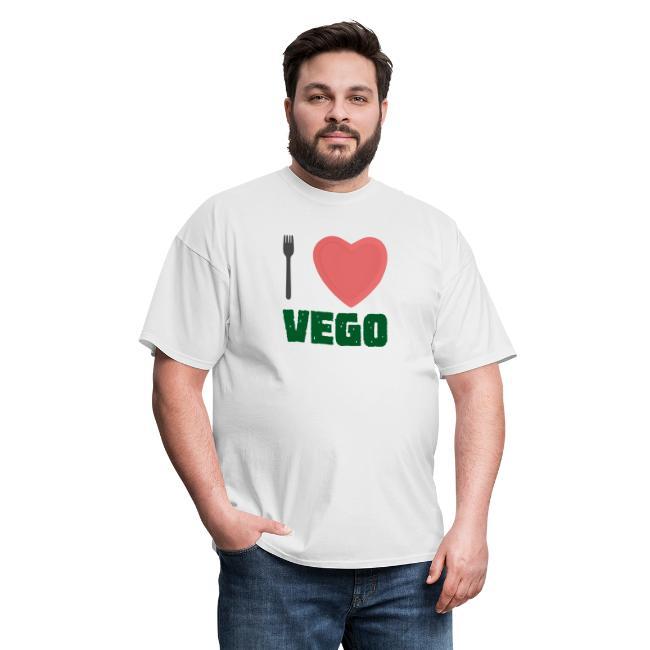 I love Vego - Clothes for vegetarians