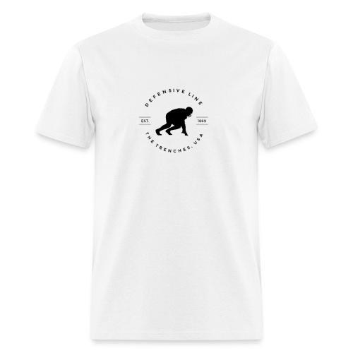 Defensive Line Tee - Men's T-Shirt