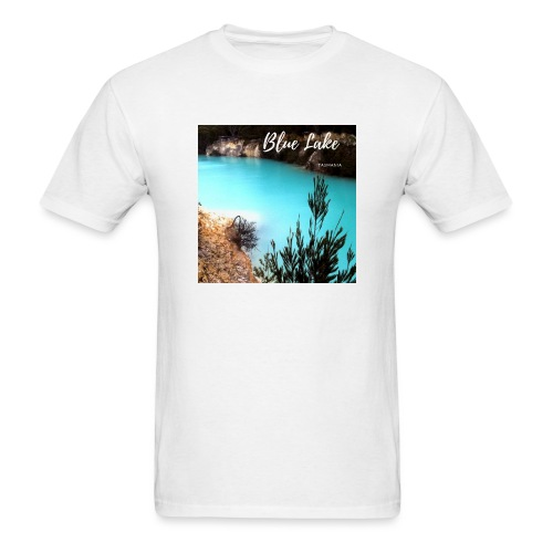 Tasmania Blue Lake - Men's T-Shirt