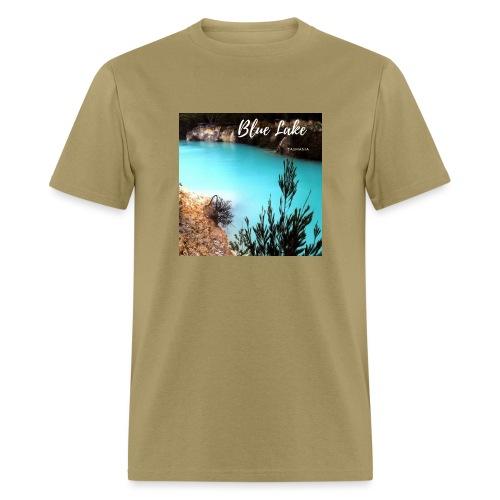 Tasmania Blue Lake - Men's T-Shirt