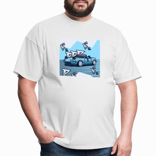 Miata Art - Men's T-Shirt