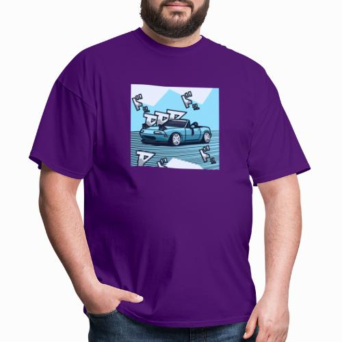 Miata Art - Men's T-Shirt