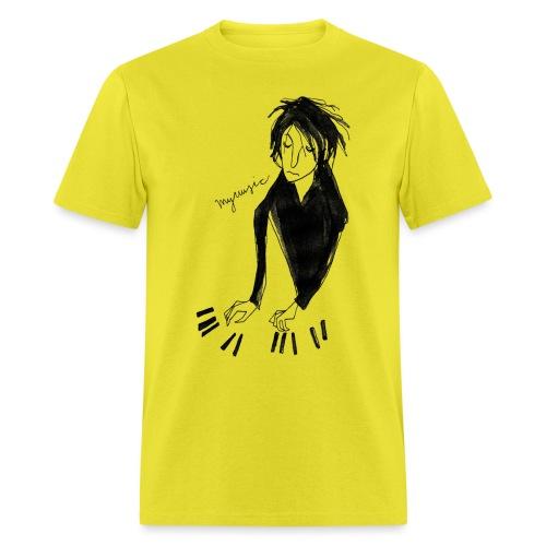 myuusic Mauri - Men's T-Shirt