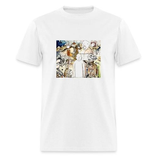 Stranger Album Art - Men's T-Shirt