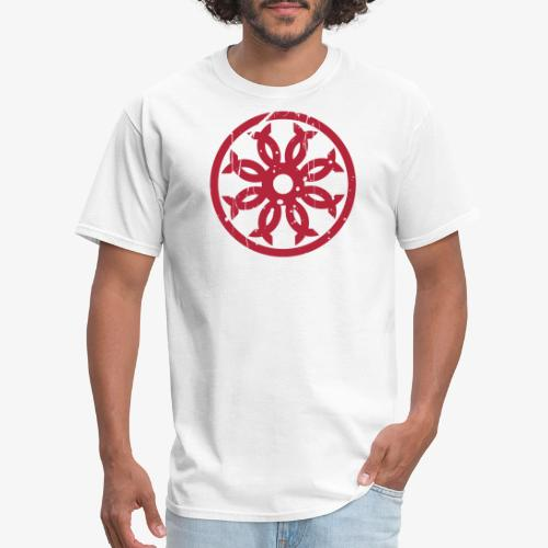 Grunge CoC Crest - Men's T-Shirt