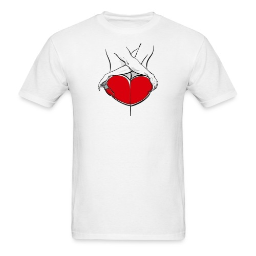 love & lust - Men's T-Shirt