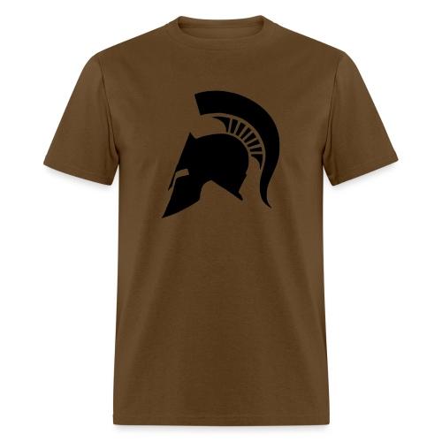 Spartan helmet - Men's T-Shirt