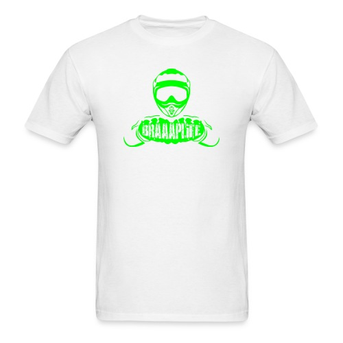 Braaaplife - Men's T-Shirt