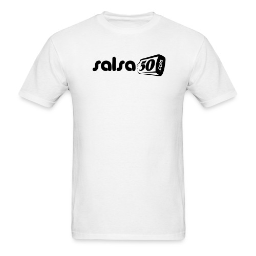 Salsa 50 Logo Tee Shirt - Men's T-Shirt