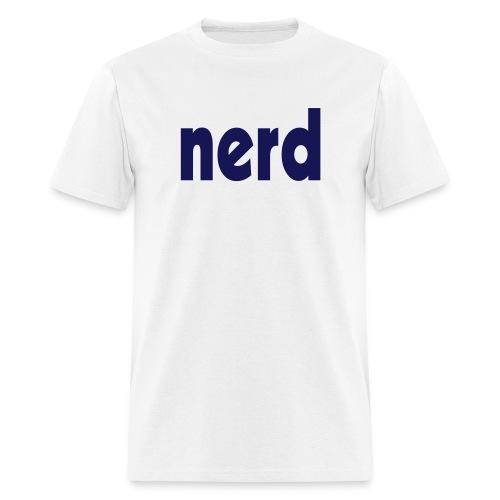 nerd - Men's T-Shirt
