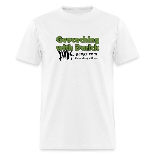 Geocaching with Darick - Men's T-Shirt
