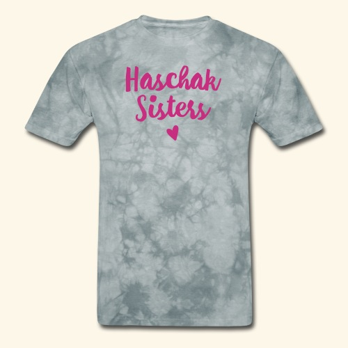 HS Heart Below Hoodie - Men's T-Shirt