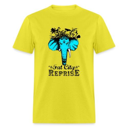 Jay's Classic Drum Head - Men's T-Shirt