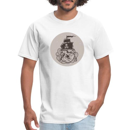 Skullship - Men's T-Shirt