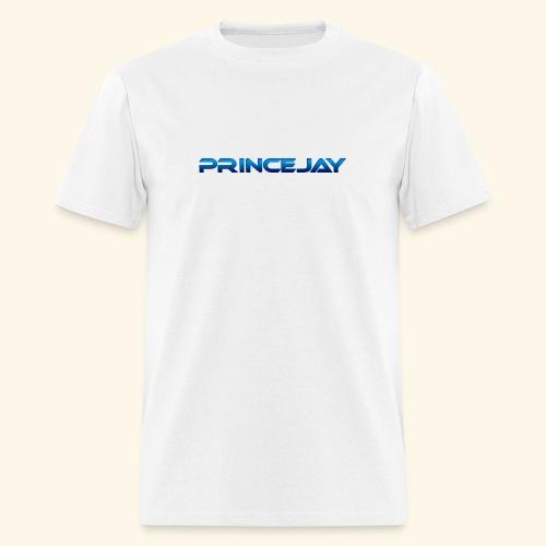 PrinceJay Logo - Men's T-Shirt