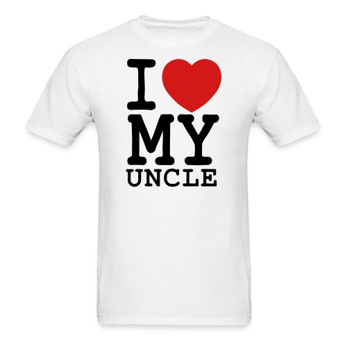 uncle2 - Men's T-Shirt