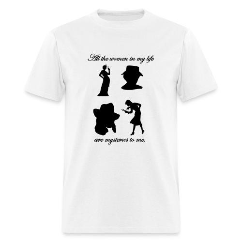 Mystery Women Tote Bag - Men's T-Shirt
