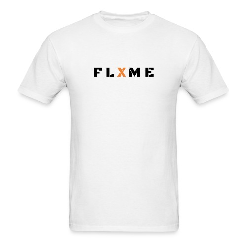 Black FLXME - Men's T-Shirt