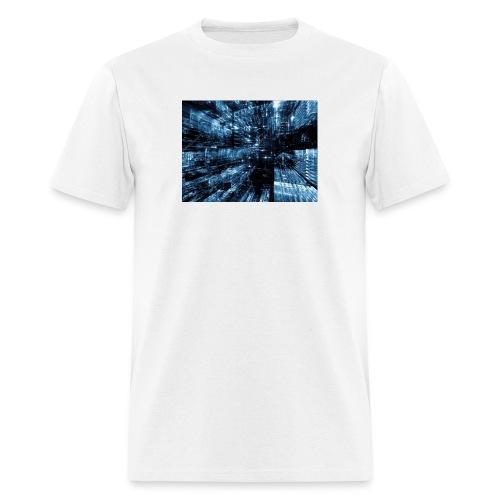 samuel live logo merch - Men's T-Shirt