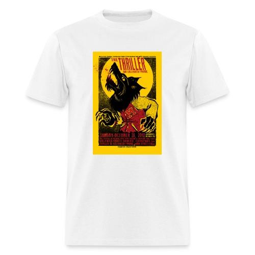 Thriller 2013 Werewolf - Men's T-Shirt