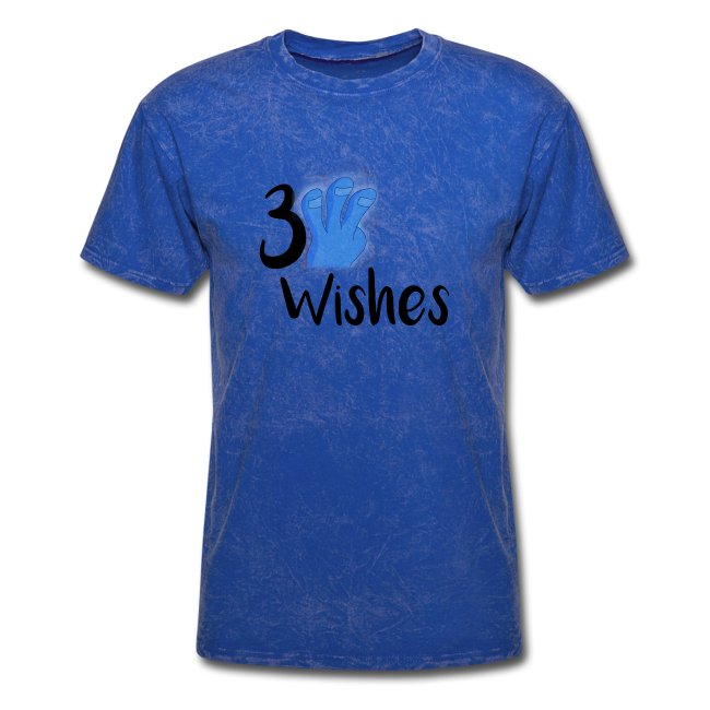 """""""3 Wishes"""" Abstract Design."""