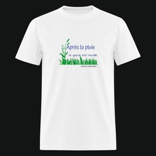 Gazon mouillé 2.0 - Men's T-Shirt