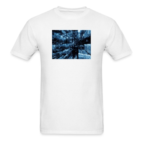samuel live logo merch - Men's T-Shirt