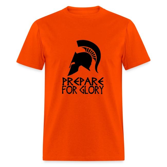 Sparta Prepare For Glory